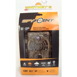 SpyPoint SpyPoint BF-10HD  Black LED Infrared Surveillance Camera-Trail Camera 0124