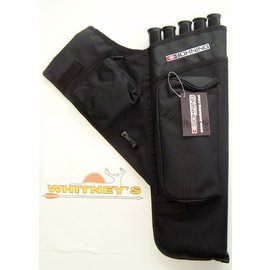 Bohning Company, LTD Bohning Target 5 Tube Quiver Right Hand - Black