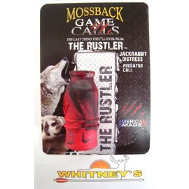 Moss Back Calls Mossback Game Calls The Rustler Jackrabbit Distress Predator Call MGCJRD
