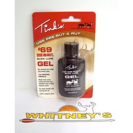 Tink's Tink's - #69 Doe-In-Rut Buck Lure Gel 1.25fl. oz.