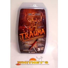Dead Ringer LLC Dead Ringer Trauma 125 Grain-DR4774