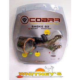 Cobra Cobra Smoke G2 3 Pin - Xtra W/Light-C-707XTRAG