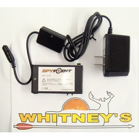 SpyPoint SpyPoint Lithium-Ion Battery and Charger-LIT-C-8-Trail/Game Camera