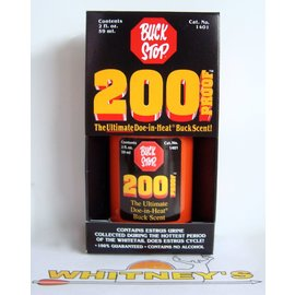 Buck Stop Lure Company Buck Stop 200 Proof-1401