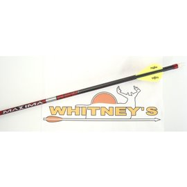 Eastman Outdoors Carbon Express Maxima RED 350 with Blazer Vanes-6PK-50754