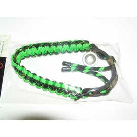 Paradox Products Paradox BowSling Elite Cobra Wrist Sling/Strap -Black/Neon Green
