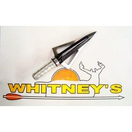 New Archery Products (NAP) NAP Thunderhead Crossbow 100 Grain Broadheads / Broadhead