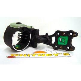 Field Logic, Inc. NEW IQ Ultra Lite Bowsight - 5 pin - Black Right Hand - Item # 00344