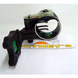 Field Logic, Inc. IQ Ultra Lite Bowsight - 3 pin - Black Left Hand - Item # 00343