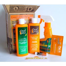 Dead Down Wind, LLC Dead Down Wind - Essential Pro Scent Prevention Kit-#2021