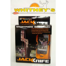 Field Logic, Inc. S4Gear Jackknife Smartphone Bow Mount- Item #SG00316 for iPhone and Droid