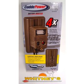 Non Typical, Inc Cuddeback Cudde Power Battery Booster - 4x Power #3358