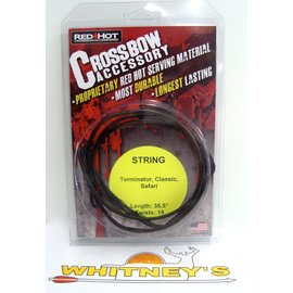 Parker Compound Parker Red Hot Crossbow Accessory Strings - Safari, Terminator, Classic