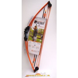 Escalade Bear Scout Bow Kit-Orange-AYS600TR