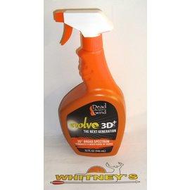 Dead Down Wind, LLC Dead Down Wind Evolve 3D Sent Prevent Field Odor Elimination Spray 32oz 1312N