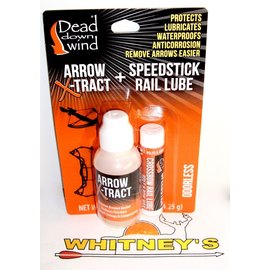 Dead Down Wind, LLC Dead Down Wind Arrow X-Tract and Speed Stick Rail Lube 1 Oz. 20025