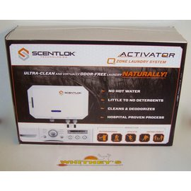 GreenTech Environmental Scentlok Technologies-Activator O3 Zone Laundry System