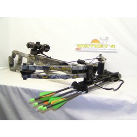 Parker Compound Parker Enforcer High Performance Crossbow Pkg. Illuminated Reticle Scope-X301-IR