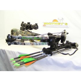 Parker Compound Parker Thunderhawk High Performance Crossbow Package- Illuminated Reticle
