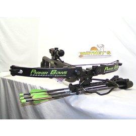 Parker Compound Parker Bushwacker High Performance Crossbow Pkg. Multi-Reticle