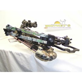 Parker Compound Parker Gale Force High Performance Crossbow Pkg. Illuminated Reticle X116-IR