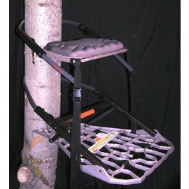 Lone Wolf Tree Stands Lone Wolf Tree Stand Assault Hand Climber Combo II - Climbing Treestand - ASHCC