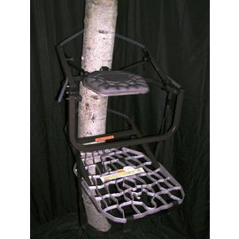 Lone Wolf Tree Stands Lone Wolf Tree Stand Wide Flip Top Combo
