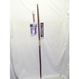 """Western Recreation Ind. Vista Fleetwood Archery Mockingjay Youth Bow Longbow LH / RH 58"""" - 20-25# 2430"""