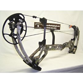 "Escalade New 2016 Fred Bear BR 33 Bow Right Hand 55-70#  27-32"" draw"