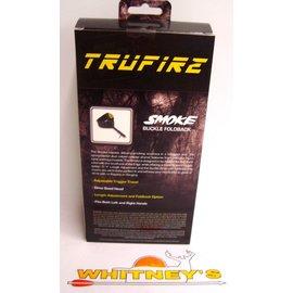 Tru-Fire Manufacturer Tru Fire Smoke Buckle Foldback Release - SMBF