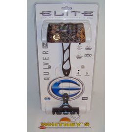Elite Inc. Elite 2 Piece Quiver-4 Arrow RealTree Xtra Camo