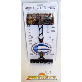 Elite Inc. Elite 2 Piece Quiver-6 Arrow RealTree Xtra Camo
