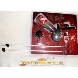 Escalade Cajun Bowfishing Hybrid Reel Kit-ABF5000