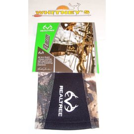 Realtree Outdoors Team Realtree EZ Arm Guard Knit Brown 9941