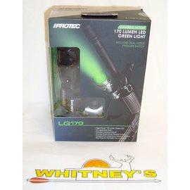 Nebo NEBO iProtec LG Universal Mount 170 Lumen LED GREEN Light-#6113