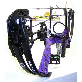 Escalade Fred Bear  Cruzer Purple Bow Right Hand Package 5-70# 12-30""