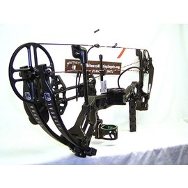 Escalade New 2016 Fred Bear Marshal Shadow Bow RTH Right Hand 60-70# 23-30 inch draw