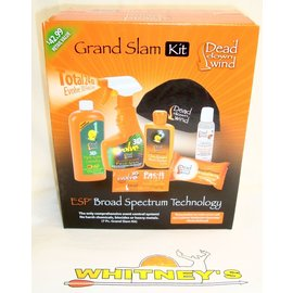 Dead Down Wind, LLC Dead Down Wind - Grand Slam Scent Prevention Kit-#2075