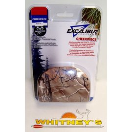 Excalibur Excalibur Cheek Piece Realtree Xtra Camo-#1976