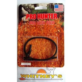 "GWS GWS Pro Hunter Pro View Self Aligning String Peep Sight Super 1/4"" 6085"