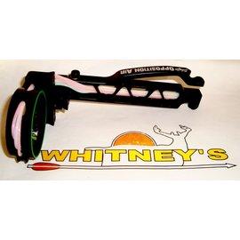 Schaffer Schaffer Performance Archery Opposition Sight - Right Hand Black - OB1006R