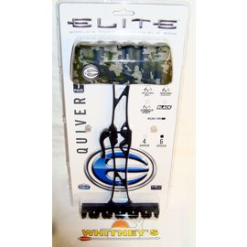 Elite Inc. Elite 1 Piece Quiver-6 Arrow Kuiu Verde CAMO-#1KVERDE