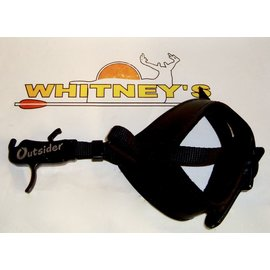 Jim Fletcher Inc. NEW!! Jim Fletcher Archery-OUTSIDER-BLACK-2202