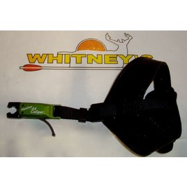 Jim Fletcher Inc. Jim Fletcher Archery-.44 Caliper-Release-Black/Green-1716