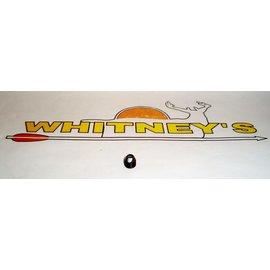 "Specialty Archery, LLC Specialty Archery 1/8"" Aperture W/#4 Verifier(SILVER).5-#750-10"