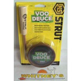 Hunter Specialties (HS) HS Strut Voo Deuce Glass Pan Call-07097