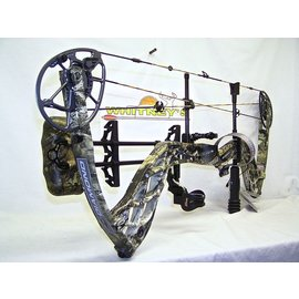 "BowTech 2016 Diamond by Bowtech-Deploy SB CAMO RAK Right Hand 50-60# 26-30.5"" Draw"