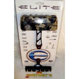 Elite Inc. Elite 2 Piece Quiver-6 Arrow Kuiu Vias CAMO-EQUIVER6-2VIAS