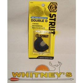 Hunter Specialties (HS) HS Strut Premium Flex Small Frame Double D Diaphragm Call-05920