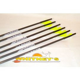 "Gold Tip Gold Tip Warrior - 400 - 2"" Raptor Vanes -6PK-WAR400A72"